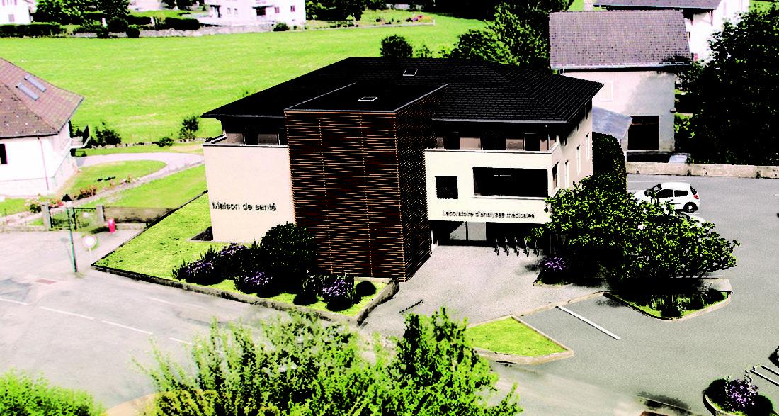 Maison de Santé de Taninges - M'Architecte