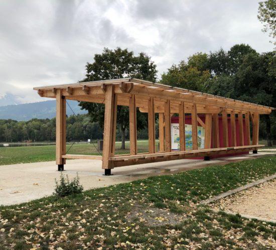 Inauguration de la base de loisirs du lac de Passy - M'Architecte