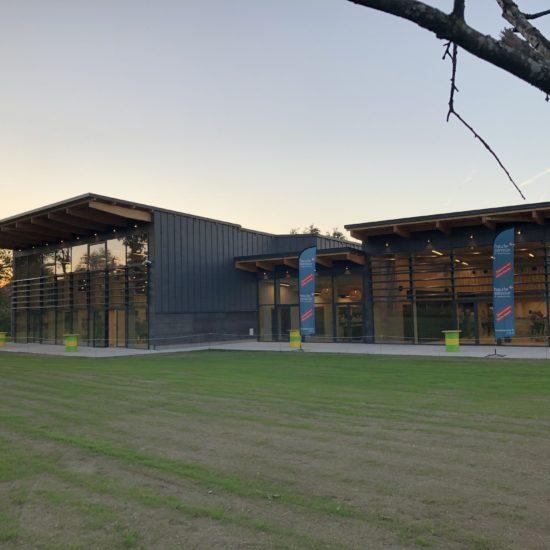 M'Architecte - Salle Multiactivites de St Paul en Chablais