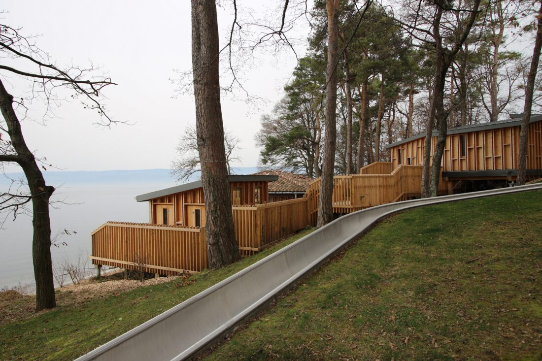M'Architecte - Base Nautique Thonon les Bains