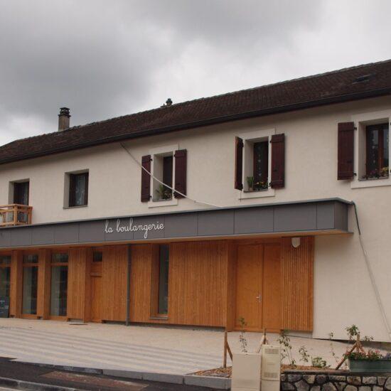 M'Architecte - Boulangerie Archamps 2