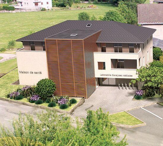 M'Architecte - Maison de santé de Taninges 3