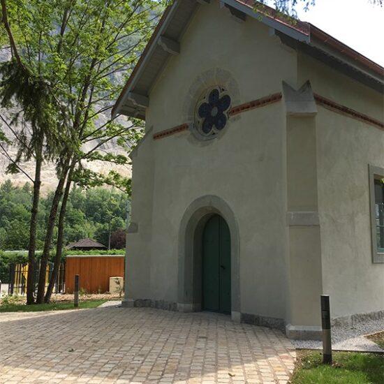 M'Architecte - Chapelle du parc de Bois Salève 3
